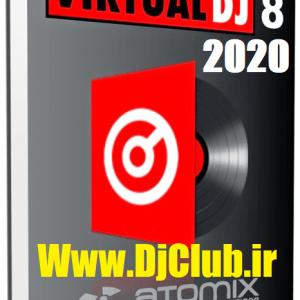 ویرچوال دی جی اکانت شیرینگ Virtual Dj 2020 8.4